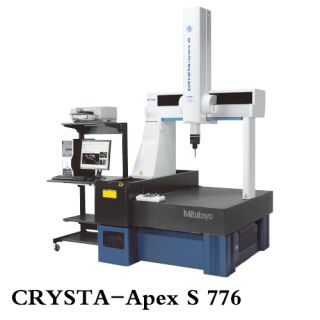 CRYSTA-Apex S 776